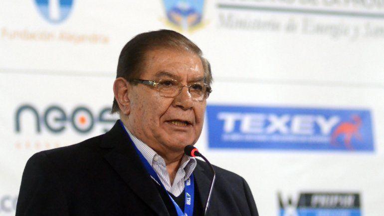 Pereyra anunció que en 2016 dejará de ser secretario general del gremio.
