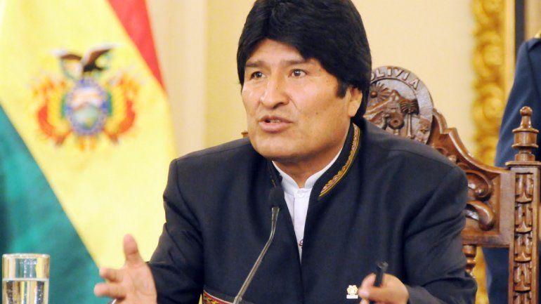 Evo Morales busca poner fin al entramado de corrupción entre jueces.