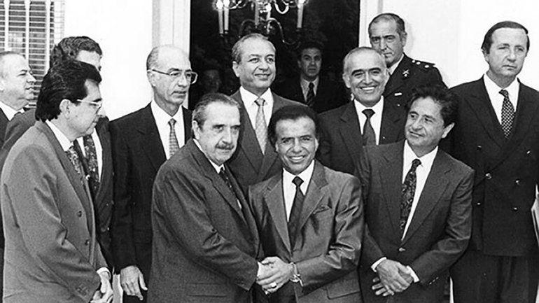 El Pacto de Olivos de 1994 permitió la reforma constitucional.