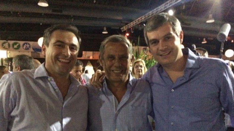 Pechi Quiroga está en Buenos Aires para acompañar a Macri