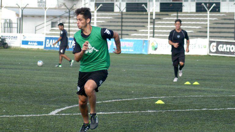 Perales llegó a préstamo desde San Lorenzo a principios de temporada con el sueño de ascender.