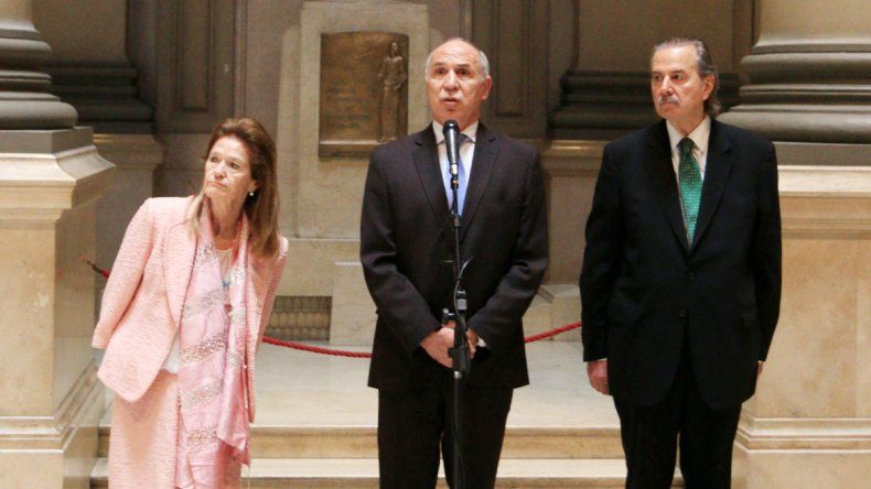 Los jueces de la Corte Suprema