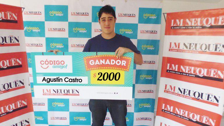 Agustín Castro.