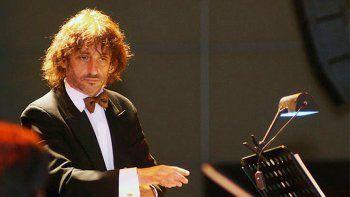 El espectáculo es en honor a los compositores que másrespeto.