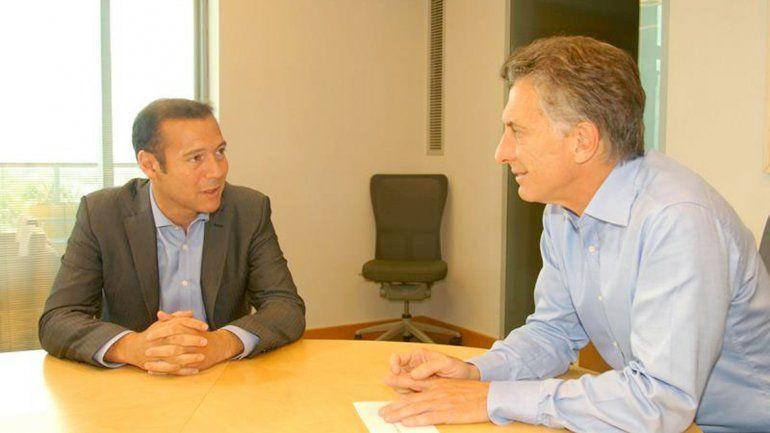 Macri y Gutiérrez