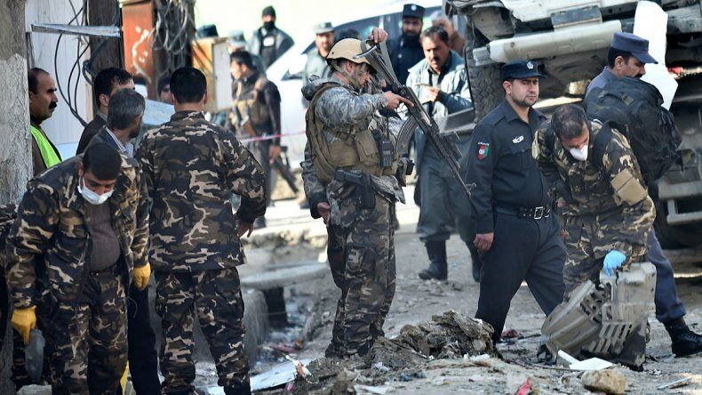 Al menos tres muertos en un ataque contra una base de la ONU