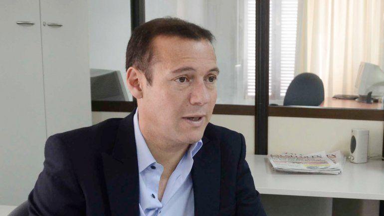 Gutiérrez ya hizo contactos por la búsqueda de financiamiento.
