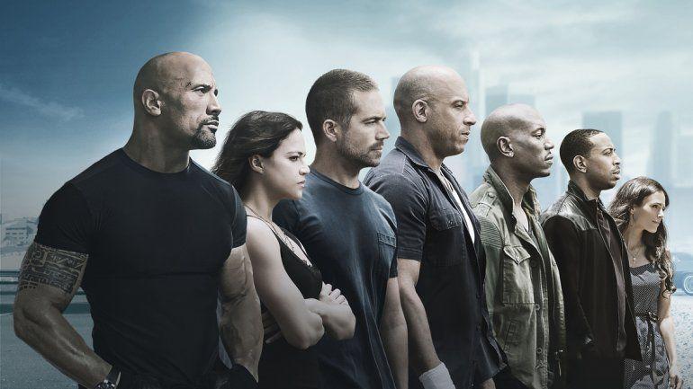 Rápidos y furiosos 7 es el segundo film más visto del año