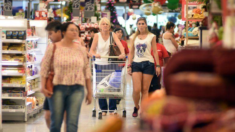 Los productos de bazar y blanco fueron los preferidos por los clientes.