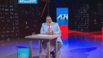 ¿Cómo fue la despedida de Jorge Lanata de Periodismo Para Todos?
