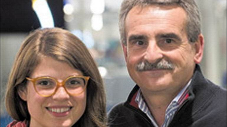 Delfina Rossi renunció al Banco Nación