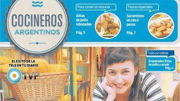 Se viene el festival de tortas de Cocineros Argentinos