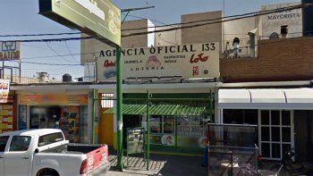 La agencia 133 le trajo suerte al vecino de Neuquén.
