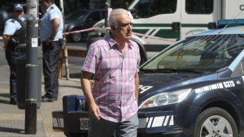 El intento de asalto fue ayer, pasado el mediodía, en el domicilio del ex vicepresidente, en el barrio porteño de Palermo.