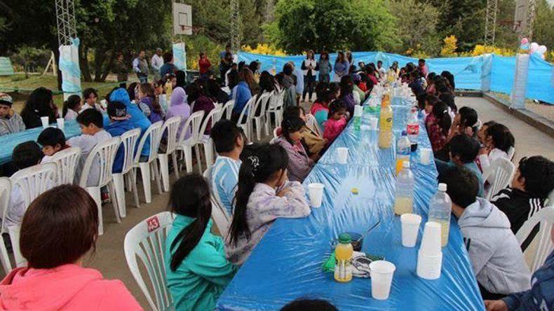 Más de 600 chicos conocieron el mar gracias al programa.
