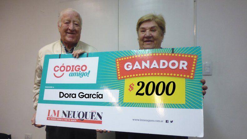 Dora y Noelia, las nuevas ganadoras del Código Amigo