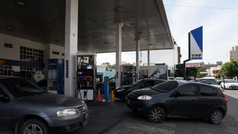 Nuevos precios de los combustibles a partir del 2 de diciembre.