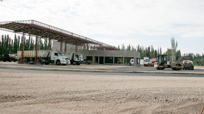 Vaca Muerta estimula la apertura de nuevas estaciones de servicio.