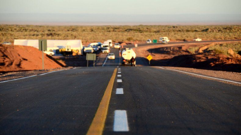 Murió un petrolero al chocar contra un camión en la Ruta 7