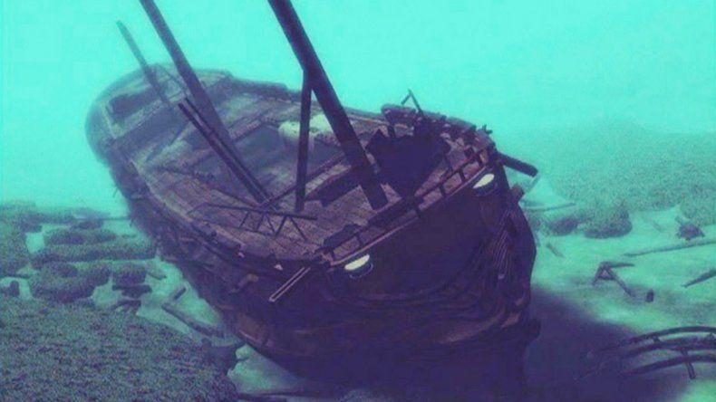 El Gobierno construirá un museo para exhibir lo hallado en el navío.