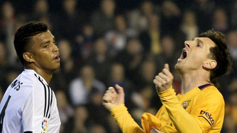 El equipo Che amargó a Messi y compañía en el cierre.