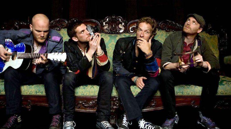 La banda regresa al país después de 6 años. La última fue en 2010 en River.