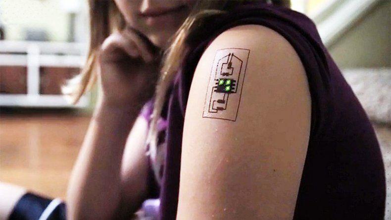 Estos tatuajes permiten
