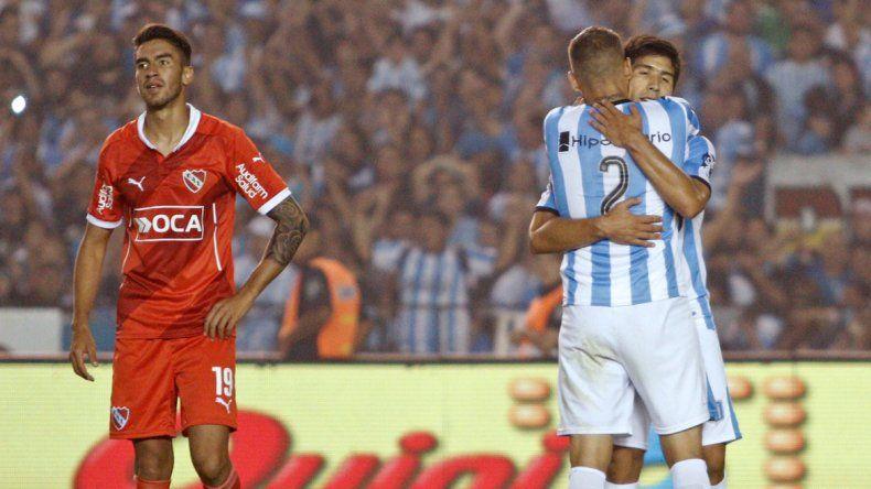 Triunfo histórico: Racing se quedó con la final de la liguilla a la Libertadores.
