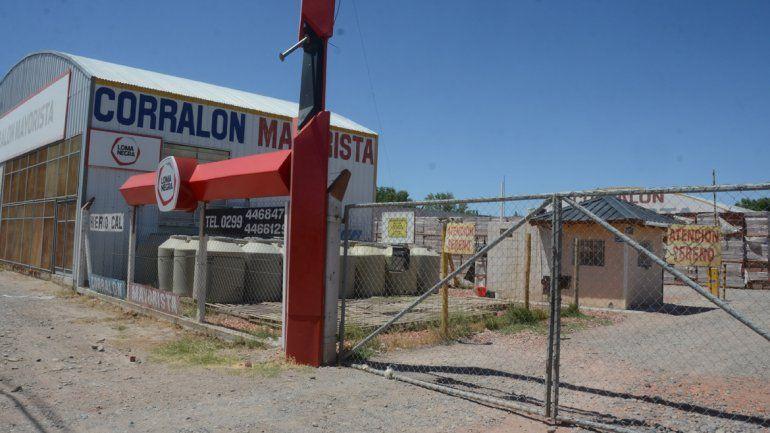 Corralón Loma Negra