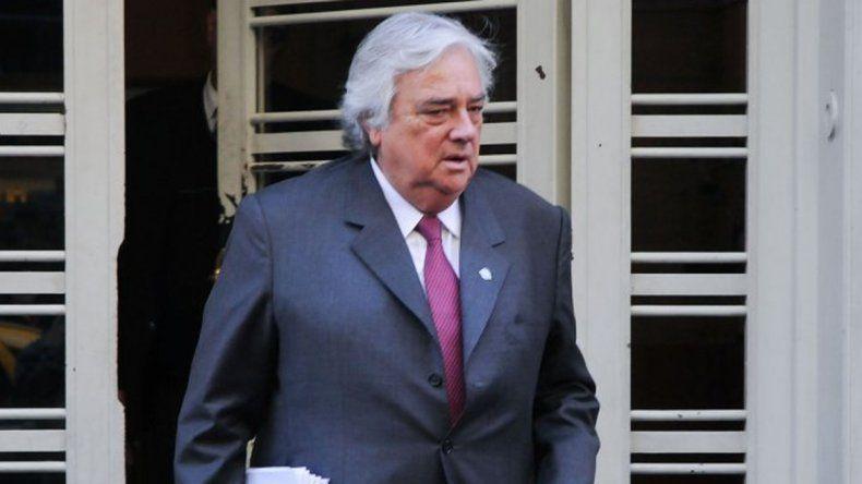 José Luis Meiszner se entregó en Quilmes