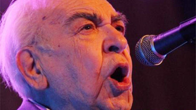 Alberto Podestá grabó unas 500 piezas a lo largo de su vida.