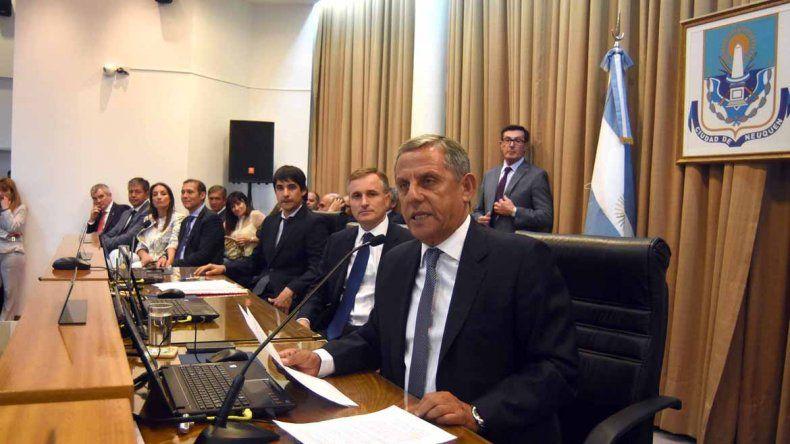 Horacio Pechi Quiroga reasumirá como intendente de Neuquén.