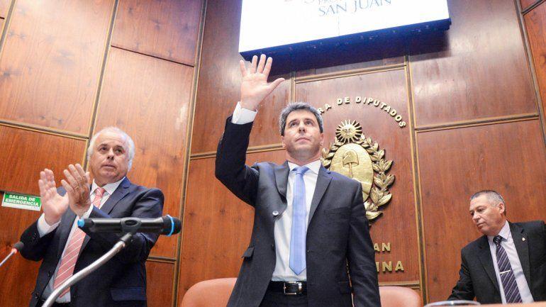 Sergio Uñac