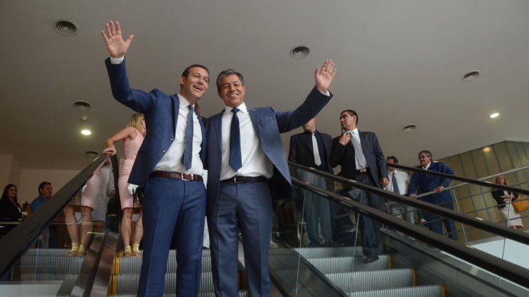 Reviví todo el color de la asunción de Omar Gutiérrez como gobernador