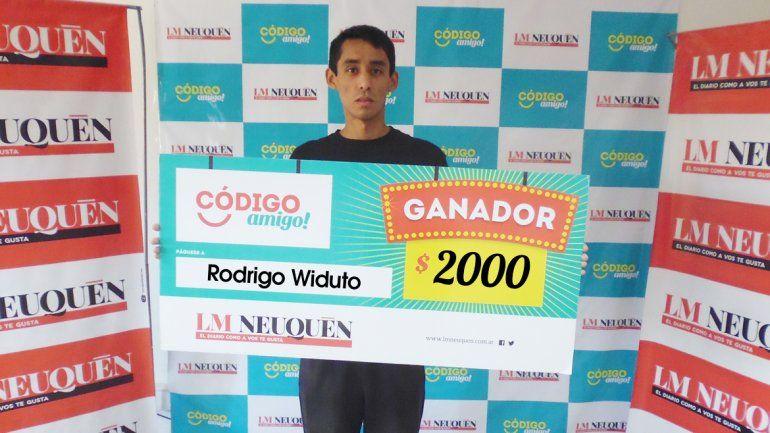Rodrigo Widuto.