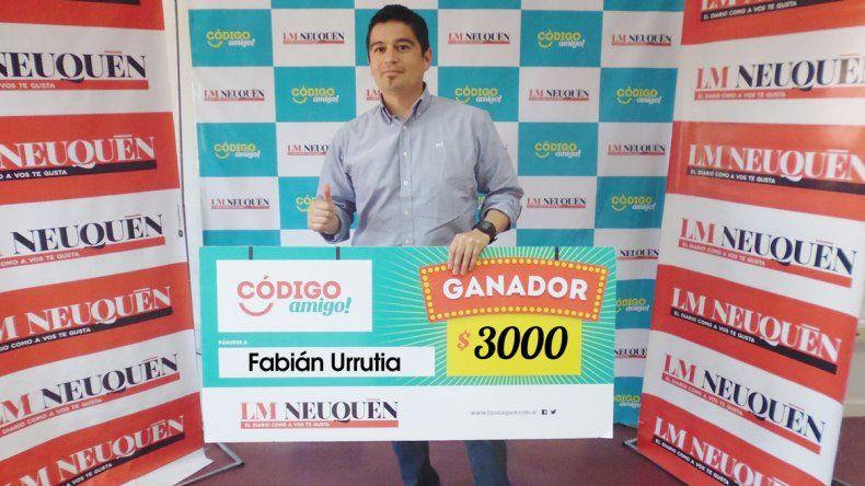 Fabián Urrutia