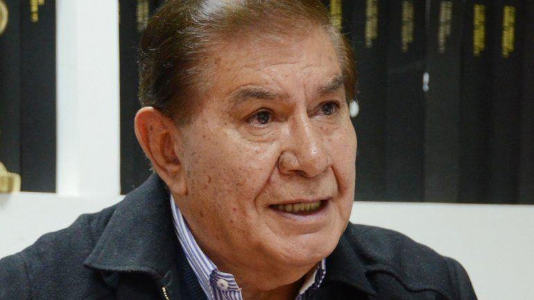 Delegado. Guillermo Pereyra. Al año siguiente comenzaría a dirigir el sindicato petrolero.