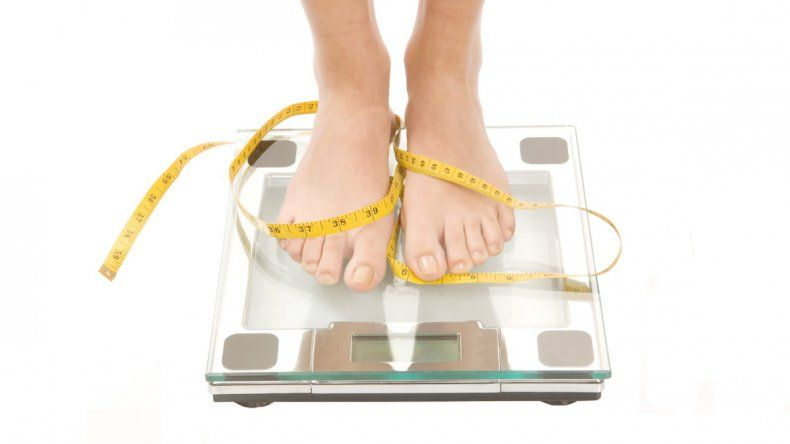 El aumento de peso se corroboró en el estudio.
