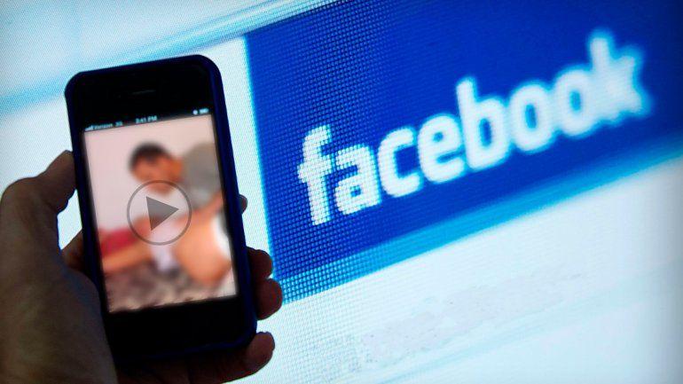 Las imágenes de sexo con menores en Facebook fueron detectadas por la red Missing Children y la investigación se inició en la Ciudad de Buenos Aires.
