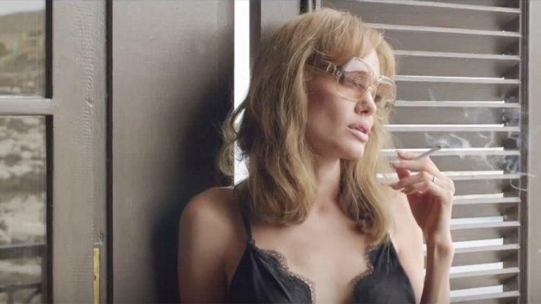 Frente al mar es el primer film que tiene a Jolie como actriz y directora.