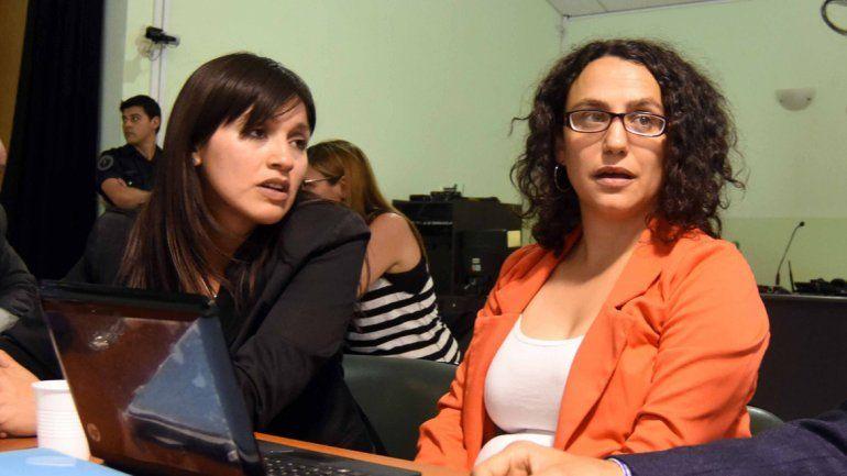 Natalia Hormazabal y Leticia Celli