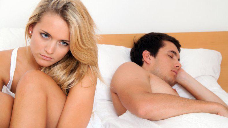 Las parejas pueden pasar por épocas de sequía por distintos motivos: una disfunción