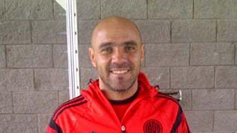 Facundo Luigi Villalba. Campeón de la Copa Libertadores 1996 con el Millonario