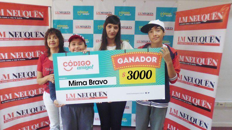 Mirna Bravo