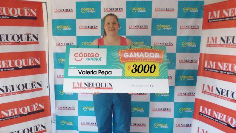 Valeria Pepa