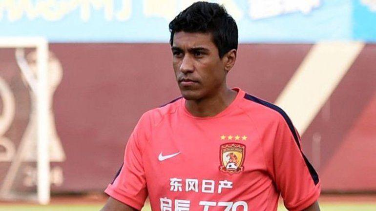 El brasileño Paulinho es la gran figura del equipo chino.