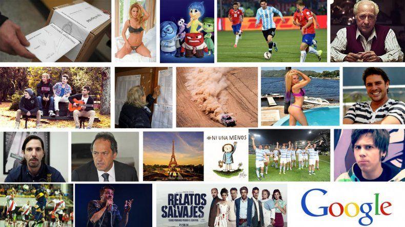 Google revela lo que más buscaron los argentinos en Internet