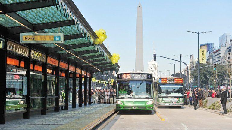 Comenzaron a diagramar el recorrido del metrobus en Neuquén