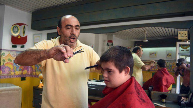 Los chicos hoy son más exigentes con los cortes de pelo.