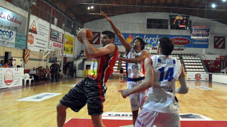 Nicolás Morales fue el goleador del Rojo con 22 puntos.